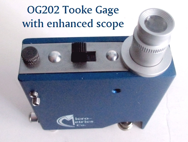 OG202 with enhanced scope